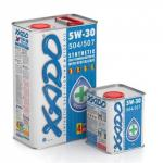 XADO Atomic Oil  5W-40 SM/CF   Syntetika  1l
