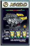 Gel - revitalizant pro dieselové motory